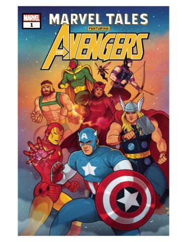 Marvel Tales: Avengers #1
