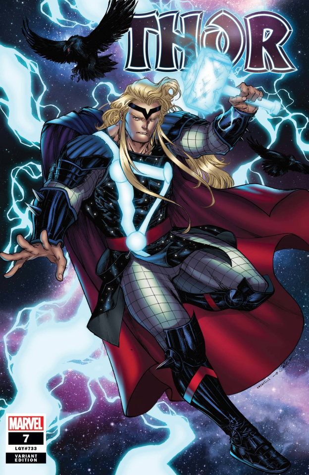 Thor #7 (Sharp Cover)