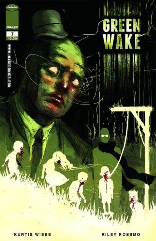 Green Wake #7