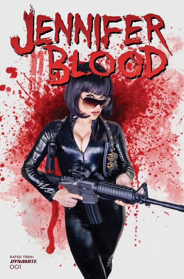 Jennifer Blood #1 (Cosplay Cover)
