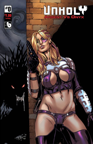 UnHoly: Argent vs. Onyx #0 (Lurking Cover)