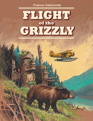Flight of the Grizzly