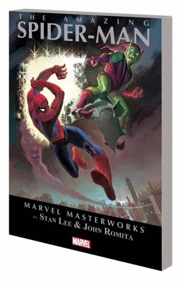 The Amazing Spider-Man Vol. 7 (Marvel Masterworks)