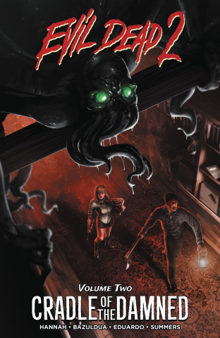 Evil Dead 2: Cradle of the Damned Vol. 1