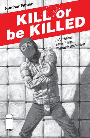 Kill or be Killed #15 (2nd Printing)