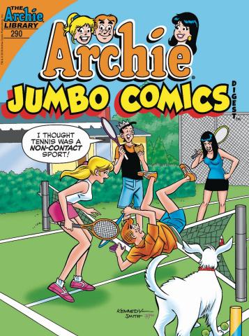 Archie Jumbo Comics Digest #290