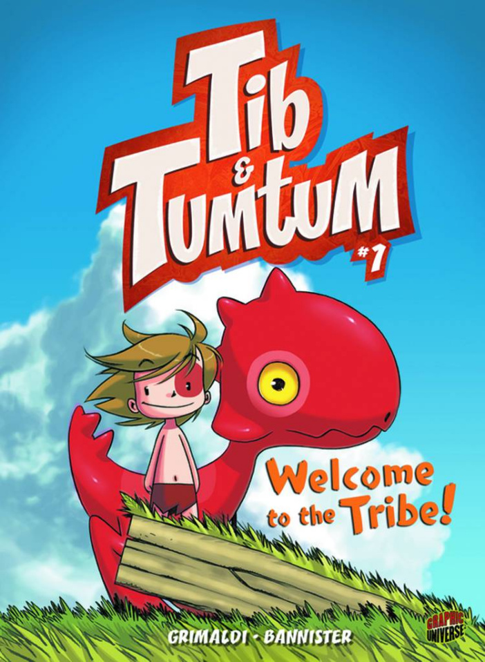 Tib & Tumtum Vol. 1: Welcome to the Tribe!