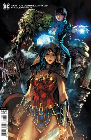 Justice League Dark #26 (Kael Ngu Card Stock Cover)
