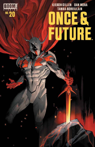 Once & Future #20 (Mora Cover)