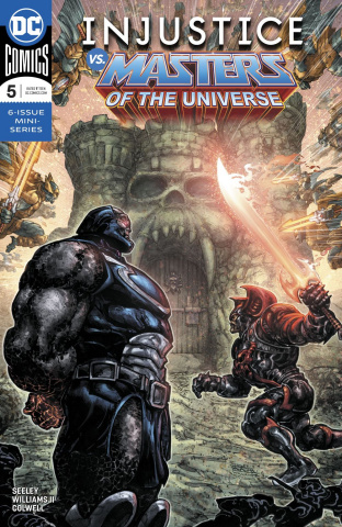 Injustice vs. The Masters Of The Universe #5