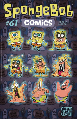 Spongebob Comics #61