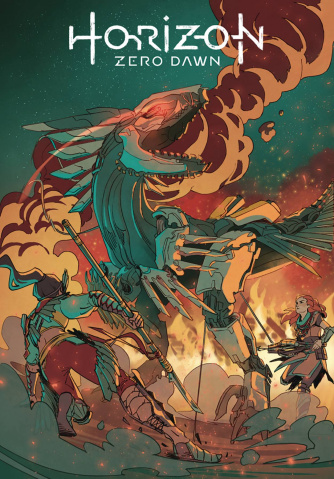 Horizon: Zero Dawn #1 (Maulina Cover)