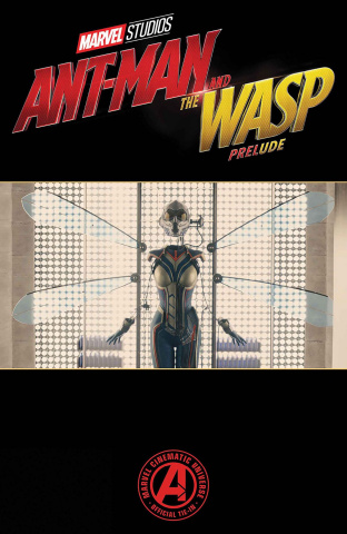 Ant-Man and The Wasp Prelude #2