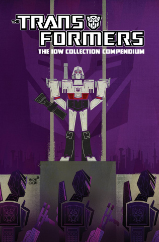 The Transformers: The IDW Collection Vol. 1 (Compendium)