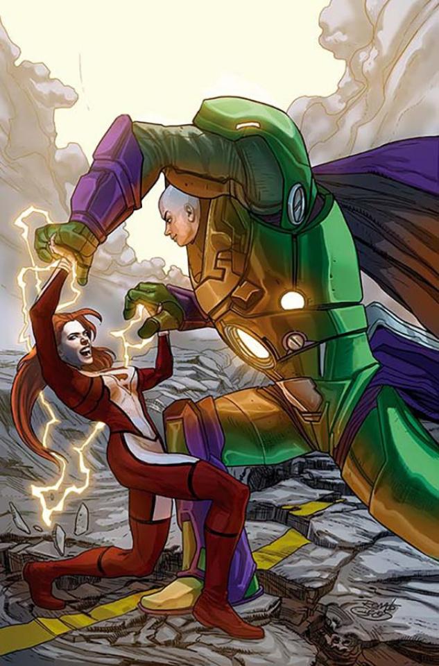Superwoman #8 (Variant Cover)