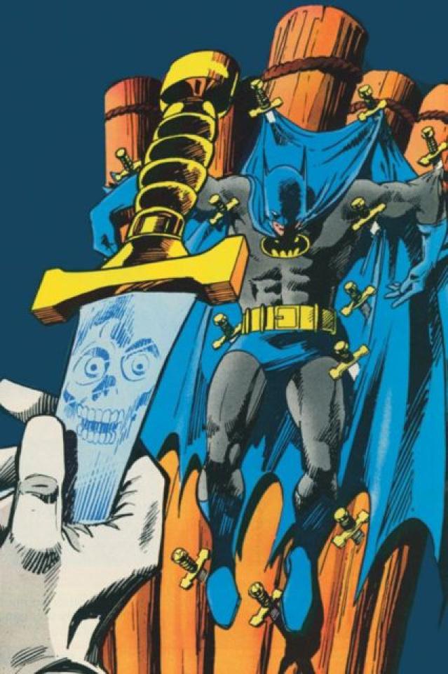 Tales of the Batman Vol. 1: Gene Colan