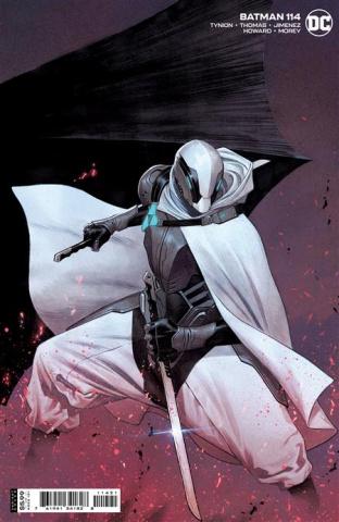 Batman #114 (Jorge Molina Card Stork Cover)