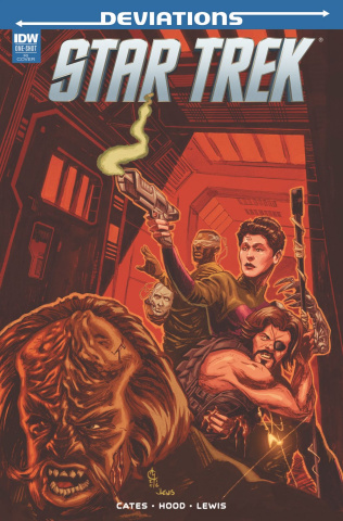 Star Trek: Deviations (10 Copy Cover)
