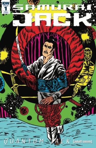 Samurai Jack: Quantum Jack #1 (10 Copy Cover)