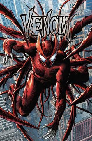Venom #18 (Zircher Codex Cover)
