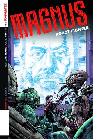 Magnus, Robot Fighter #5