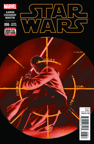 Star Wars #6 (2nd Printing)