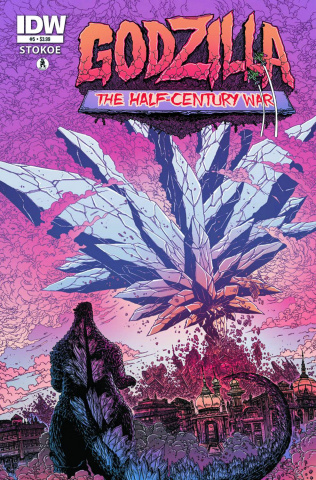 Godzilla: The Half Century War #4