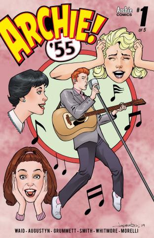 Archie: 1955 #1 (Lopresti Cover)