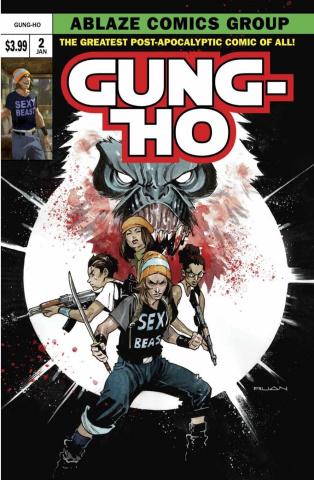 Gung-Ho #2 (Ruan Cover)