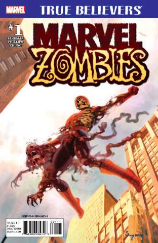 Marvel Zombies #1 (True Believers)