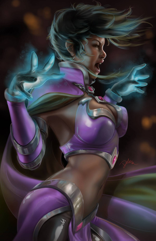 Grimm Fairy Tales: Oz - Reign of the Witch Queen #3 (Delara Cover)