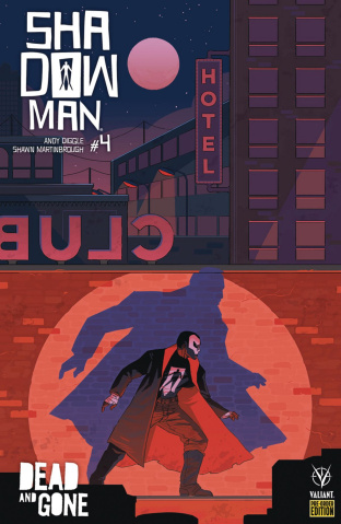 Shadowman #4-11 (Bundle)