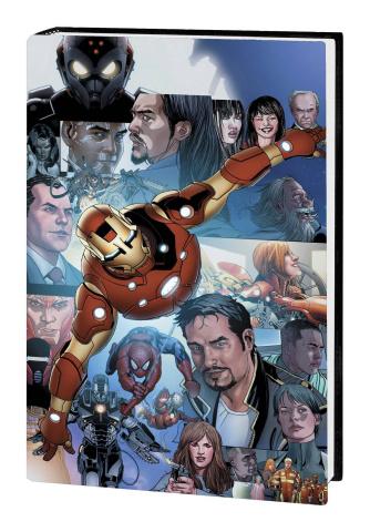 Invincible Iron Man Vol. 11
