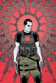 Bloodshot: Reborn Annual 2016 #1 (10 Copy Wilson IV Cover)