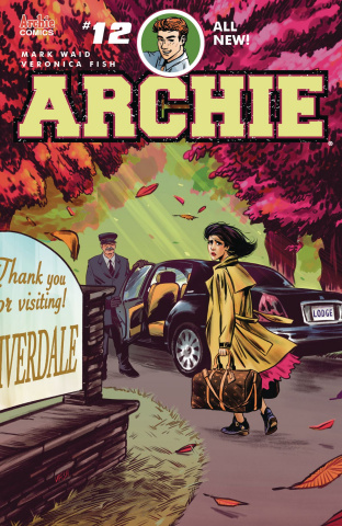 Archie #12 (Veronica Fish Cover)