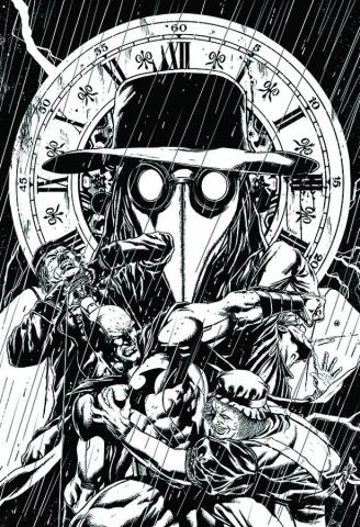Detective Comics #17 (Black & White Cover)