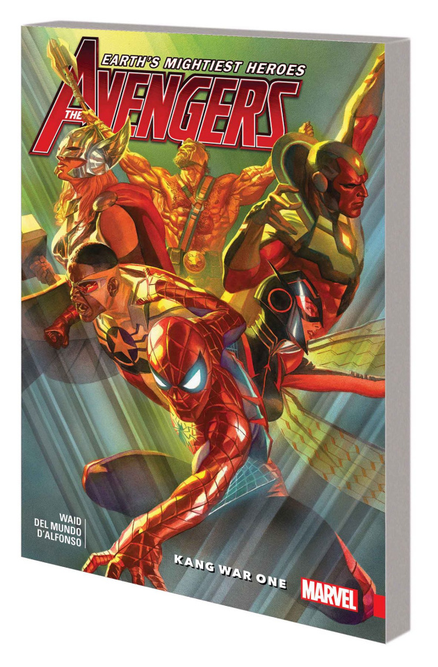 Avengers Unleashed Vol. 1: Kang War One
