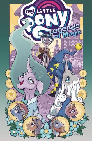 My Little Pony: Legends of Magic Vol. 1 (Omnibus)
