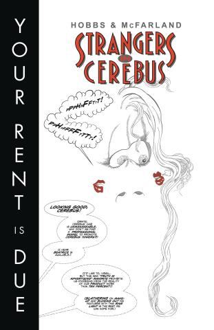 Strangers in Cerebus