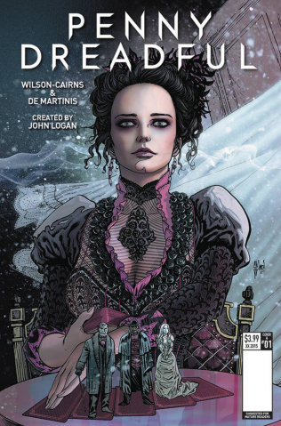 Penny Dreadful #1 (March Cover)