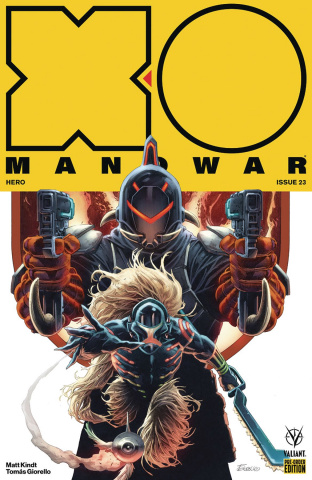 X-O Manowar #23 (Preorder Edition Bundle)