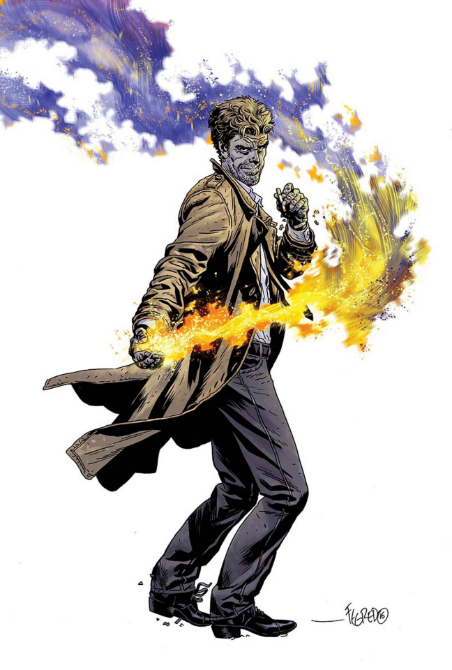 Hellblazer: Rebirth #1 (Variant Cover)