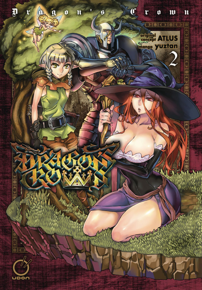 Dragon's Crown Vol. 2