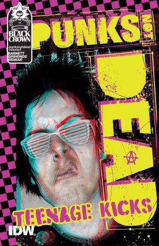Punk's Not Dead Vol. 1: Teenage Kicks