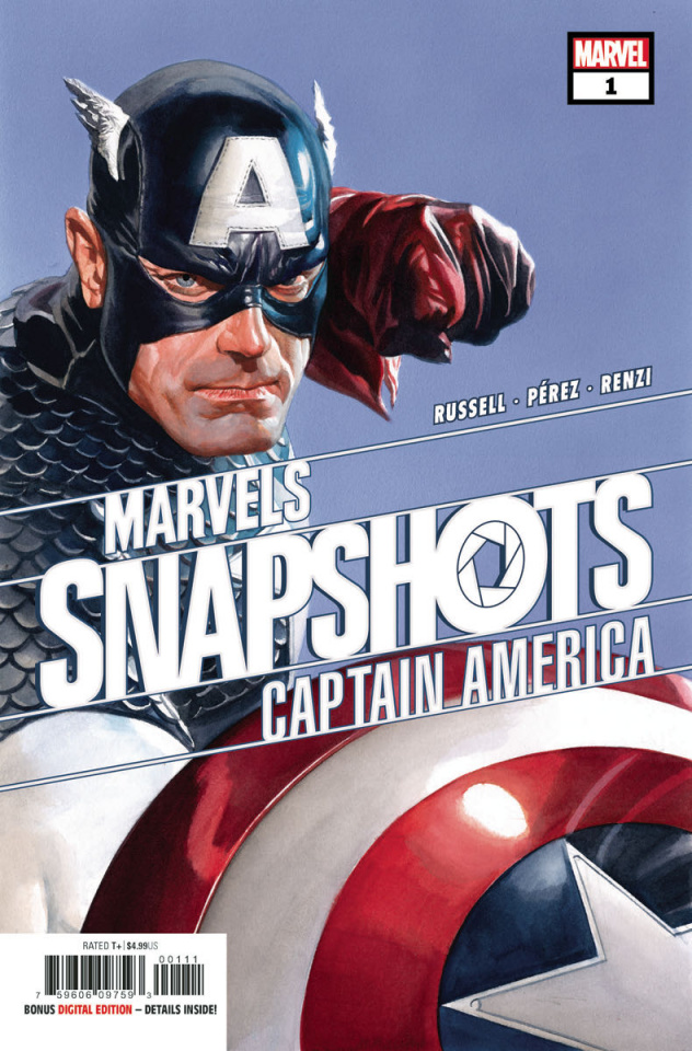 Marvels Snapshot: Captain America #1