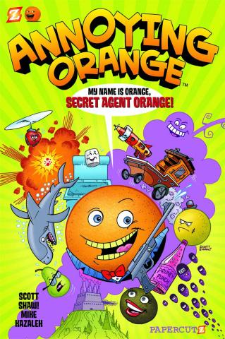 Annoying Orange Vol. 1: Secret Agent Orange