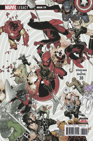 Spider-Man / Deadpool #30