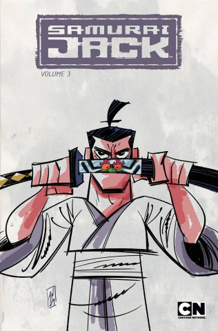 Samurai Jack Vol. 3: The Quest For the Broken Blade