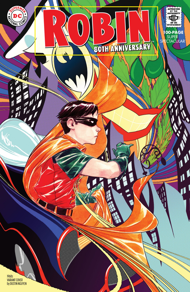 Robin 80th Anniversary 100 Page Super Spectacular #1 (1960s Nguyen Cover)