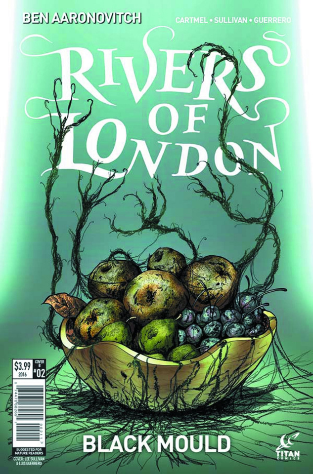 Rivers of London: Black Mould #2 (Sullivan Cover)